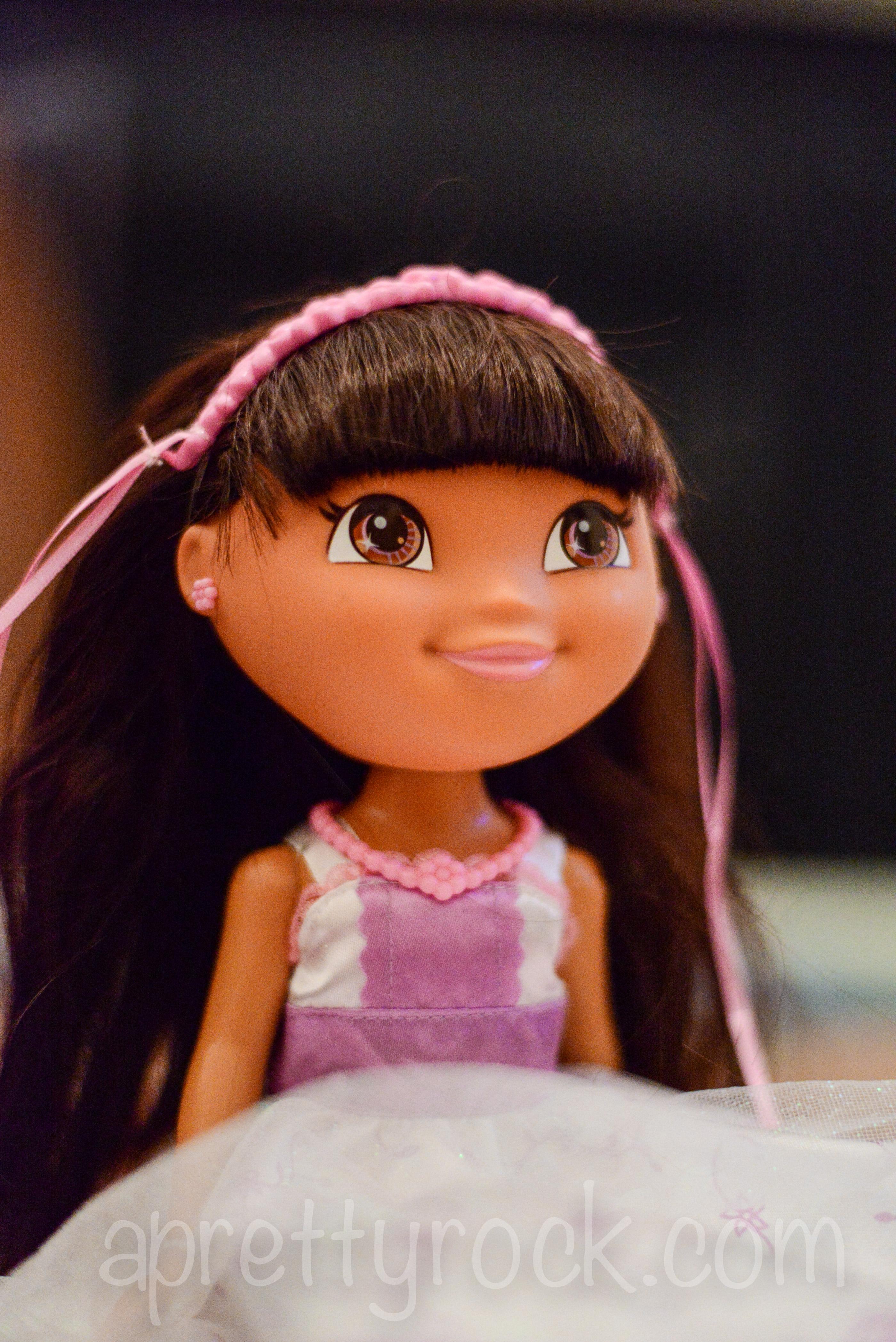 {16/365} Flower Girl Dora