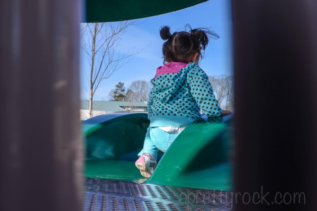 {21/365} Playground day