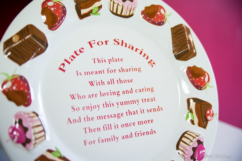 A Plate for Sharing