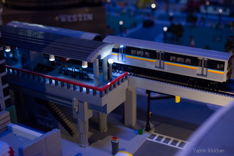 Lego M.A.R.T.A. Station