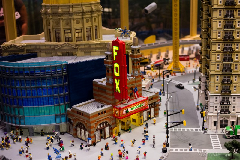 Lego Fox Theater
