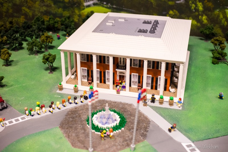 Lego Governor's Mansion