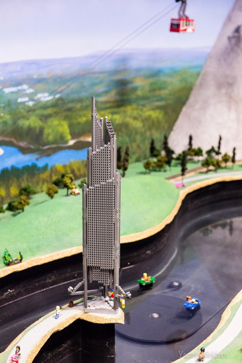Lego Stone Mountain Park