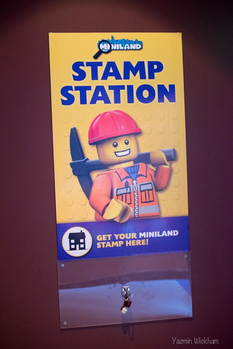 Stamp Stations