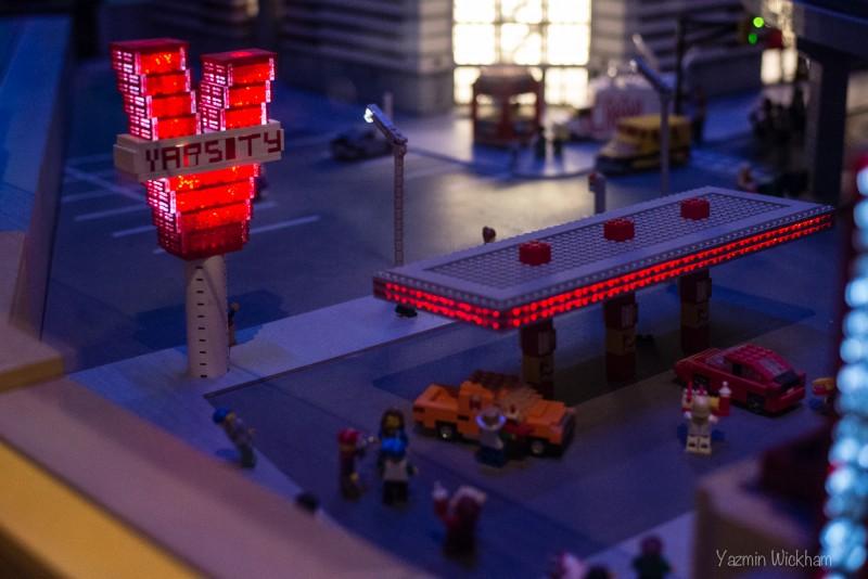 Lego Varsity