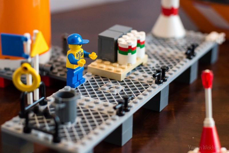 {297/365} Lego selling