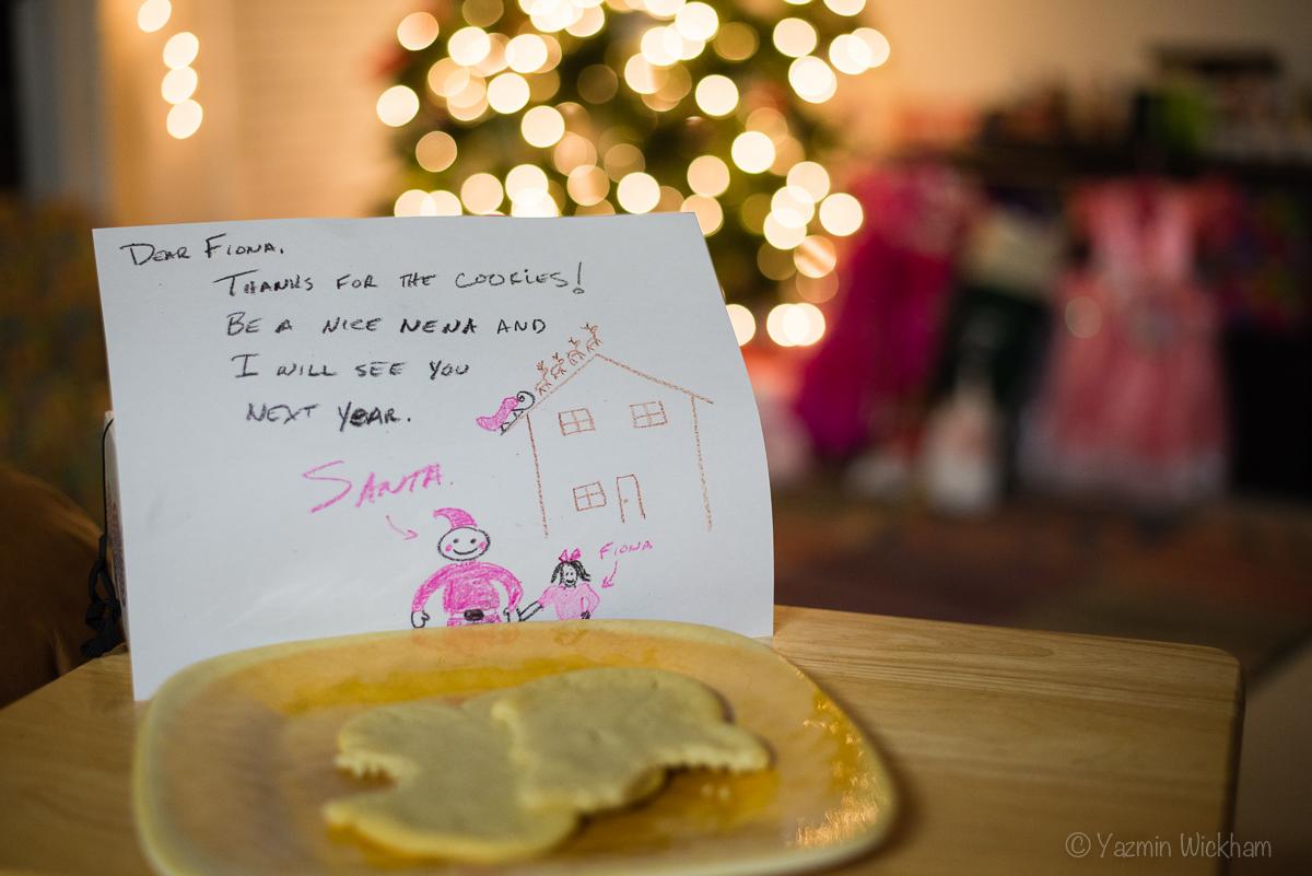 {360/365} Santa paid us a visit!