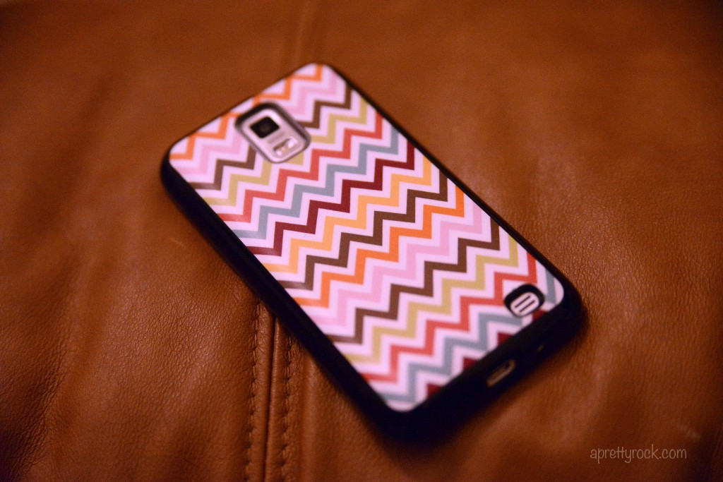 {91/365} New phone cover